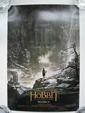 """The Hobbit Part 2 The Desolation of Smaug Mini Poster 11.5"""" x 17"""" NYCC"""