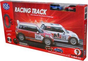Mini Cars Electric Racetrack Challenge Turbo Speed Racing Car Line Control