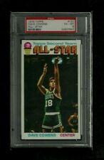 Dave Cowens 1976 Topps Basketball ALL-STAR TALLBOY #131 PSA 6 Boston Celtics MVP