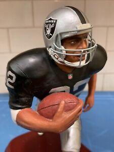 Danbury Mint  -  Oakland Raiders Marcus Allen