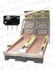Skee Ball / Skeeball Arcade Game Vintage Style Coin Operated 3 Pin Switch -part