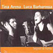 CD Single Tina ARENA & Luca BARBAROSSA	Segnali di fumo 2-Track CARD SLEEVE