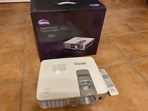 BenQ W1070 DLP 3D Full-HD 16:9 DLP Projektor - Top Zustand