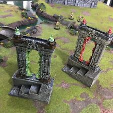 Realm Portal 28mm scale Tabletop Games Dwarven Forge Warhammer D&D Terrain