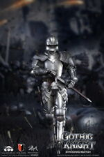 1/6 COOMODEL SE012 Series of Empires  Die-cast Alloy Gothic Knight Standard ver