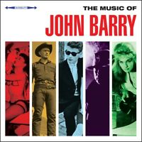 John Barry - The Music Of 2CD 2015 NEW/SEALED