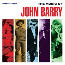 John Barry - The Music Of (2CD 2015) NEW/SEALED