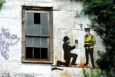 GRAFITTI POSTER Police Prolifik
