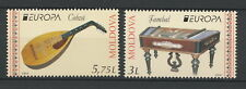 """Moldova 2014 CEPT Europa """"National Musical Instruments """" 2 MNH stamps"""