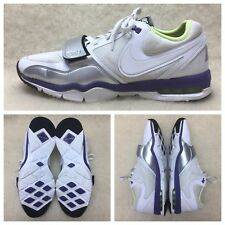 competitive price 315e1 ffc7e New ListingNike 407865-111 Trainer One Max Air women Size 11 white green  purple