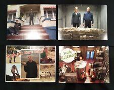 Breaking Bad TV Show 4 x Postcards 15.5cm x 11cm Official Memorabilia (c)
