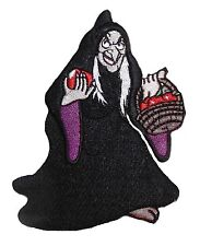 Disney's Snow White Movie Evil Queen Witch Embroidered Patch