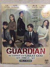 DVD Korean Goblin Guardian The Lonely & Great God Vol.1-16END Eng Sub All Region