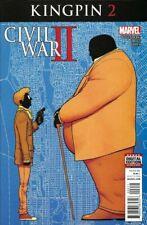 Marvel Comics - Civil War II: Kingpin - #2A - 075960608531600211