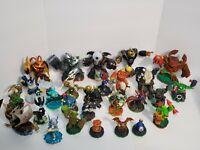 28 Skylanders Spyros Giants Swap Force Trap Team Trophy huge figures