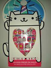 Primark Kids Shiro Neko 24 Pack False Stick On Nails