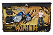 Marvel Legends Ultimate WOLVERINE w/ Motorcycle 6 in Figure IN HAND SHIPS NOW!