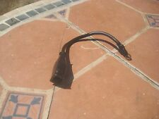 Kawasaki 440 JS 550 JS SX Battery Ground To Engine Wire Lead Cable With Grommet