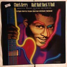 CHUCK BERRY - Hail! Hail! Rock'n'roll - Vinile Lp - 1987 Mca Records