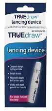 TRUE Draw Universal Lancet Device