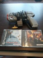 Time Crisis: Project Titan + Original And Guncon (Sony PlayStation 1)