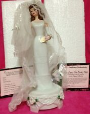 """Enesco Barbie Here Comes the Bride 1966  Musical """"Here Comes The Bride""""0506"""