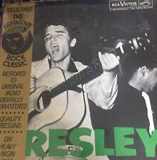 ELVIS 50th ANNIVERSARY OF 1956 RELEASE Remaster mint !!vinyl lp