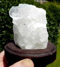 Tibetan HIGH ALTITUDE Quartz Crystal Cluster from GANESH HIMAL MOUNTAIN 365grams