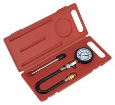 Tool Hub 9176 Compression Tester Kit Petrol Engine Cylinder Test Set 14 & 18mm