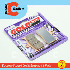 2008 - 2012 VICTORY CORY NESS - FRONT S33 CERAMIC CARBON BRAKE PADS - 1 PAIR