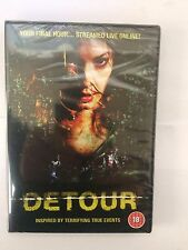 Detour - True Story - New and Sealed - Region 2  new and sealed dvd. cert 18