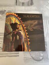 Slaughter Stick It To Ya vinyl LP record UK CHR1702 CHRYSALIS 1990 NR Mint