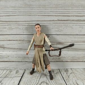 Star Wars Elite Series Die Cast Ray And weapon figure action figure articulated