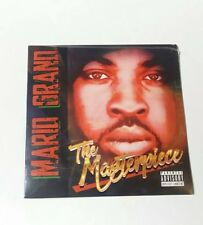 NIP 2018 MARIO GRAND THE MASTERPIECE ALBUM CD BUFFALO NY RAP HIP HOP MUSIC