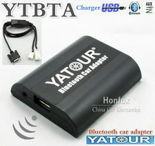 Yatour Bluetooth Adapter for Toyota Lexus Scion Small 6+6 plug 03-13 6Cd Changer