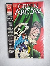 GREEN ARROW ANNUAL N°2 VO TBE / VERY FINE