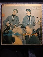 The Everly Brothers Instant Party! Vinyl LP