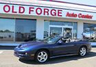 2001 Pontiac Trans Am  WS6 Convertible Firebird 5.7L V8 Automatic one owner clean Carfax