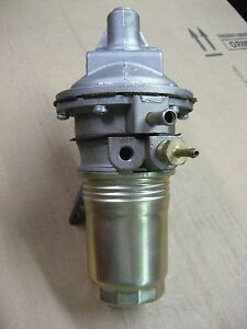 New Carter 3830S Fuel Pump 1963 1964 Ford Mercury 390 2bbl. Galaxie 500