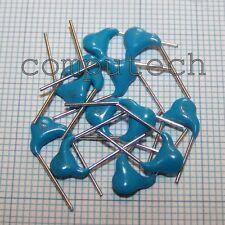 10 pezzi Condensatore in Ceramica 68pF 1Kv 1000V Alta tensione passo 5mm