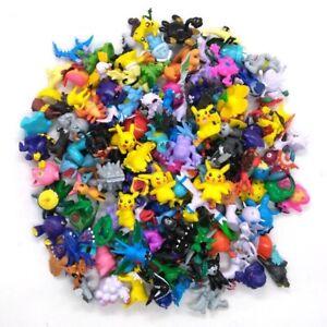Lot Mini Figurine Pokémon Modèle Collection Jouet Personnage Pack Jeu Set Boite