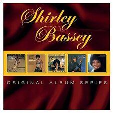 SHIRLEY BASSEY - SERIE Álbum Original Nuevo CD