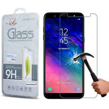TEMPERED GLASS Screen Protector Cover For Samsung Galaxy A6 (2018) SM-A600 Phone