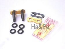 DID Kettenschloss Clipschloss chain lock  VX2 520 G&B gold/schwarz