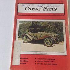 Cars & Parts Magazine 1911 Maxwell Gar Roadster September 1977 052917nonrh
