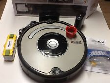 iRobot Roomba 650 / 655 Automatic Vacuum Cleaner Robot Warranty, See Description