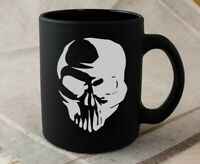 Skull Face Mug - Coffee Tea Cup Mug
