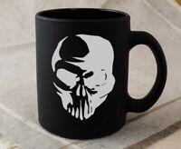 Skull Face Mug - Coffee Tea Cup Mug