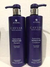 Alterna Caviar Moisture Shampoo/Conditioner 16 oz Duo paraben free for all hair