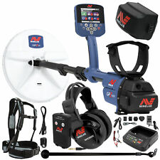 Minelab Gpz 7000 Gold Detector Holiday Bundle, Extra Li-ion Rechargeable Battery